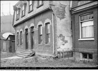 Historic photo from Wednesday, November 18, 1936 - 100-102 Trinity Street in Corktown