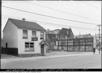 Historic photo from Saturday, May 28, 1938 - W. York Laundry at 390-396 Church Street in Garden District