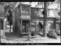 Historic photo from Wednesday, June 7, 1939 - 436 Wellesley rear  in Riverdale