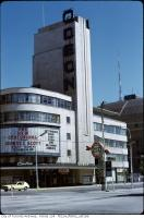 Historic photo from 1972 - Odeon Carlton Theatre - 20 Carlton Street - 1948-1973 - one of the last in Toronto with an organ in Church-Wellesley Village