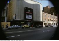 Historic photo from 1983 - University Theatre on Bloor St. showing Return of the Jedi (opened 1949, closed 1986) in Yorkville
