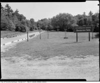 Historic photo from 1963 - Downsview Dells Park entrance at Jane and Sheppard (originally called Black Creek Park) in Downsview
