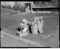 Historic photo from 1965 - 3 photos of Garthdale Court - Garbage Complaint in Bathurst Manor