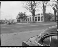 Historic photo from 1960 - Gladys Allison Building - 5126 Yonge Street - Central Library of the North Public Library system in North York