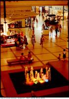 Historic photo from 1965 - Yorkdale Shopping Centre - fountain in Yorkdale