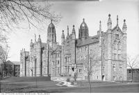 Historic photo from 1929 - Trinity College on St. George Campus - University of Toronto in University of Toronto (U of T)