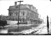 Historic photo from Tuesday, January 5, 1932 - St. Andrew's Market on Augusta Ave and Richmond St in Alexandra Park