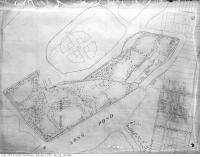 Historic photo from 1913 - 1913 Historic Map of Centre Island - long pond in Toronto Island