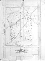 Historic photo from Saturday, April 12, 1913 - Plan of Dufferin Grove Park in Dufferin Grove
