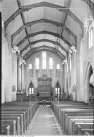 Historic photo from 1939 - Grace Church on the Hill, Russell Hill Road and Lonsdale Road, interior in Forest Hill