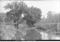 Historic photo from Wednesday, October 3, 1928 - River in Kilgour Park (Sunnybrook Park) in Sunnybrook Park