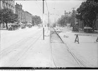 Historic photo from Wednesday, May 30, 1917 - Spadina Avenue looking north to College Street in Chinatown (Spadina Ave)