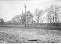 Historic photo from Thursday, May 23, 1912 - Vaughan Road, northwest to Bathurst Street in Hillcrest-Bracondale