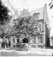 Historic photo from 1919 - Willard Hall, 14 Elm Street in Downtown
