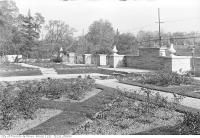 Historic photo from Saturday, October 19, 1935 - Old Alexander Muir Memorial Gardens in Mount Pleasant Cemetery
