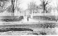 Historic photo from Friday, April 4, 1913 - R.J. Fleming residence, northeast corner St. Clair Avenue and Bathurst Street in Forest Hill
