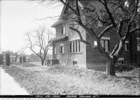 Historic photo from Wednesday, March 29, 1922 - No. 2668 Yonge Street corner of Lytton Boulevard (Dr. McCormack House) in Lytton Park