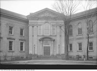 Historic photo from Friday, December 4, 1925 - Simcoe Hall, University of Toronto in University of Toronto (U of T)
