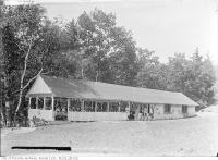Historic photo from Tuesday, July 29, 1913 - Victoria Park Forest School, Mess Hall building in Fallingbrook