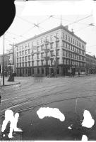Historic photo from 1919 - Iroquois Hotel, northwest corner of King and York streets in Financial District