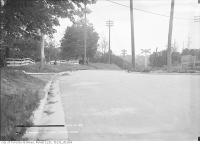 Historic photo from Thursday, June 19, 1913 - Yonge Street - Summerhill Avenue crossing looking south in Summerhill