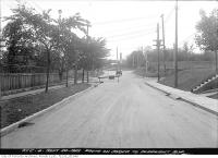 Historic photo from Wednesday, September 20, 1922 - Avoca Avenue south to Pleasant Boulevard in Moore Park