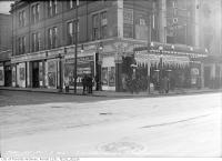 Historic photo from Thursday, October 5, 1916 - Rialto Theatre, southeast corner of Yonge and Shuter streets in Garden District