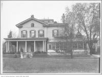Historic photo from 1911 - Cumberland House also known as Pendaris in University of Toronto (U of T)