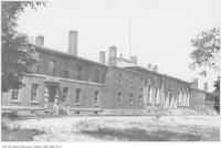 Historic photo from 1910 - Ontario Parliament Buildings, Front Street West between Simcoe and John in Downtown