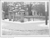 Historic photo from 1907 - Albert Nordheimer Jr.'s home, northwest corner of Bloor Street West and Avenue Road in Royal Ontario Museum