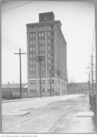 Historic photo from 1919 - Sterling Road tower - tallest in Canada until Royal York - Tower Automotive/Algoods/Northern Aluminum Comp in The Junction