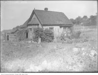 Historic photo from 1921 - Homestead south of Davenport at 236 Christie Street in Davenport
