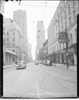 Historic photo from 1940 - Rossin House Hotel (then the Prince George Hotel) in Financial District