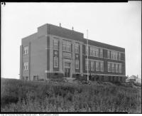 Historic photo from 1929 - Allenby Public School - south wing not yet added in North Toronto