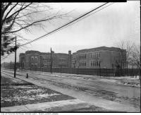 Historic photo from 1920 - Bedford Park Public School - 81 Ranleigh Ave. in Bedford Park