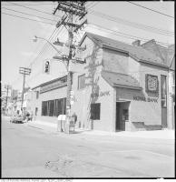 Historic photo from 1979 - Official opening of Royal Bank branch at Harbord and Spadina in Harbord Village