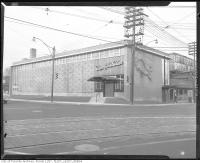 Historic photo from 1955 - Sign of the Steer Restaurant - 161 Dupont at Davenport in The Annex