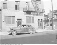 Historic photo from 1945 - Graymar Hotel - 29-31 Jarvis St., between Front St. E. and King St. E. in Old Town