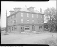 Historic photo from 1945 - Windsor Public House - established 1909 - renamed the Blue Goose Tavern in 1971 in Mimico
