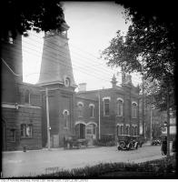 Historic photo from 1920 - Cowan Ave. Fire Station in Parkdale