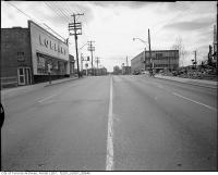 Historic photo from 1950 - Bathurst Street, looking north from south of Glencairn Road in Glen Park