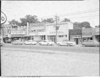 Historic photo from 1958 - Kingsway Theatre - 3030 Bloor Street West - opened 1939 in Kingsway