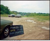 Historic photo from Friday, June 14, 1974 - Ravine land, Heath Street, north side, east of Bathurst Street for subway in Forest Hill