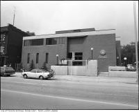 Historic photo from 1976 - Scouts Canada building, Bloor Street West at Madison Avenue, northwest corner in The Annex