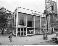 Historic photo from 1976 - Scotiabank, Bloor Street West at Spadina Road, northeast corner in The Annex