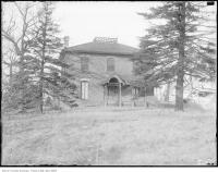Historic photo from Wednesday, December 23, 1925 - Old Ellis residence - Herne Hill - Swansea in Swansea