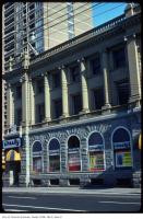 Historic photo from Tuesday, July 1, 1975 - Old Postal Station F building (built 1906) designed by Curry Samuel in Church-Wellesley Village