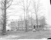 Historic photo from 1908 - Upper Canada College Junior School in Forest Hill