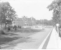 Historic photo from 1910 - Government House, Chorley Park, Rosedale in Don Valley Brickworks