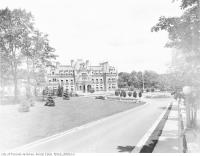 Historic photo from 1912 - Government House, Chorley Park, Rosedale in Don Valley Brickworks